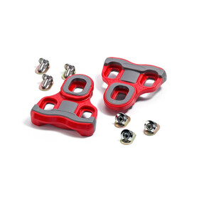 Ritchey Echolon pedal plates 7° red
